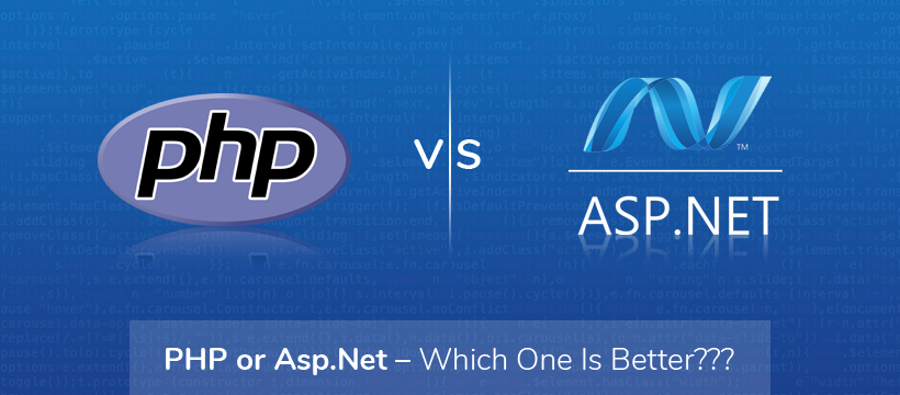 PHP or Asp.Net