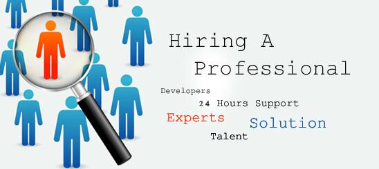 Hiring Professionals