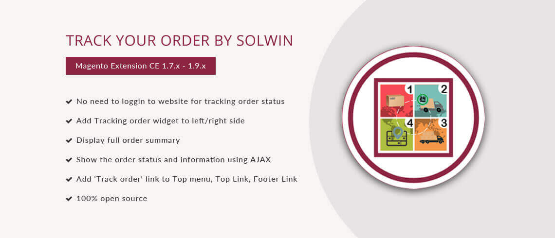Track Your Order - Extension for Magento®