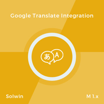 Google Translate Integration – Extension for Magento