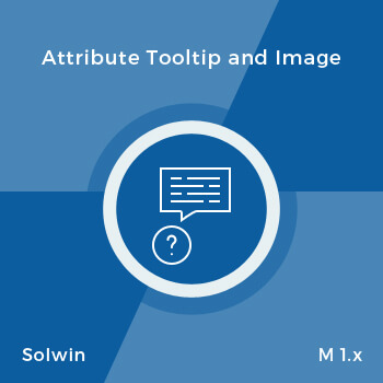 Attribute tooltip and image - Magento Eextension