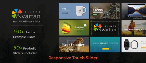 Avartan Responsive Slider WordPress Plugin