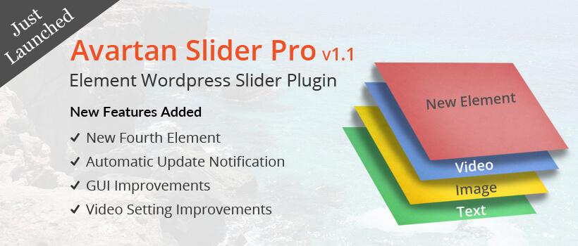 Avartan Slider WordPress Plugin