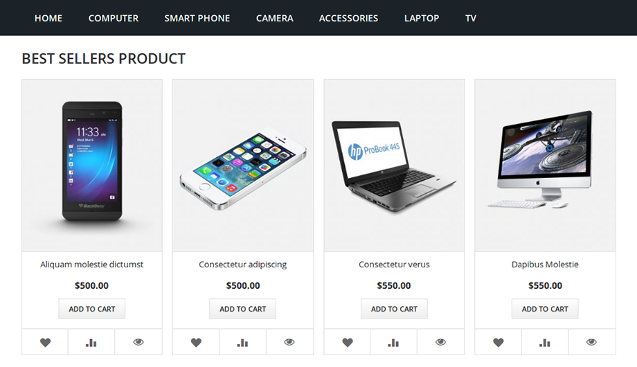 Best Sellers Products - Magento 2 Extensions - Homepage