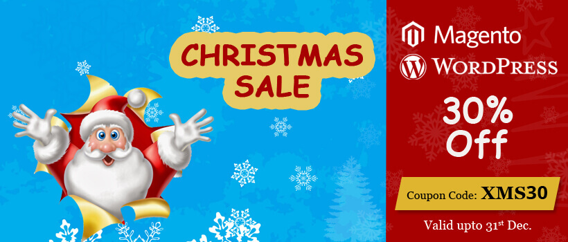 Christmas Offer by Solwin Infotech