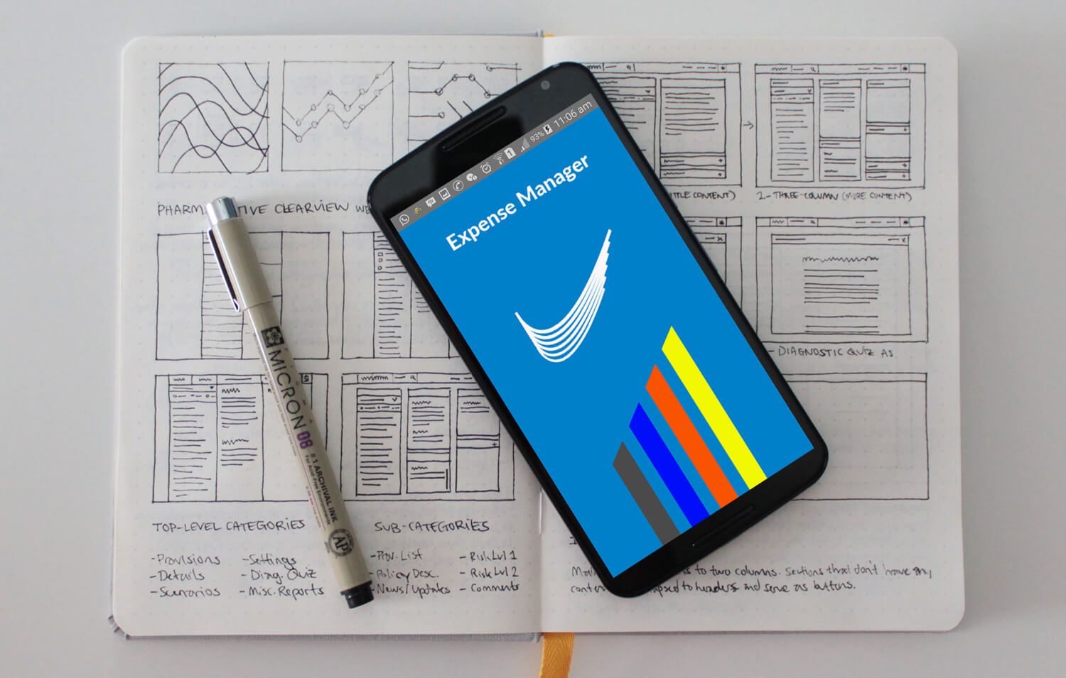 Expense Manager - Android App
