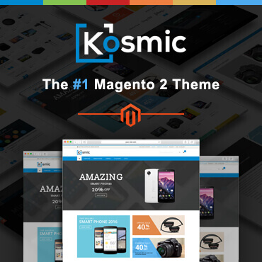 Kosmic - Magento 2 Theme