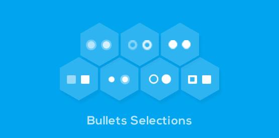 Navigation-Bullets