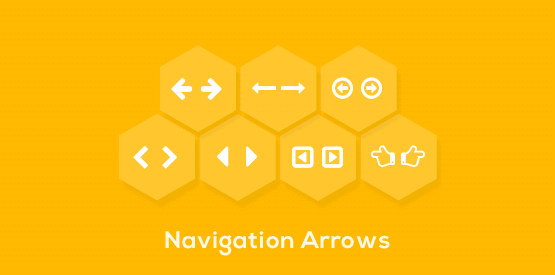 Navigation-Arrows