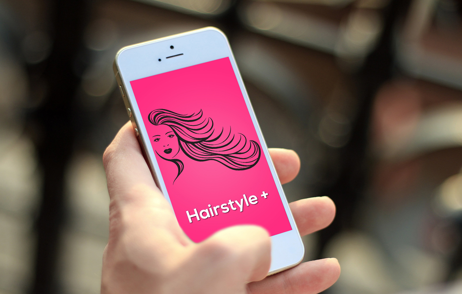 Hairstyle App for Android and iPhone