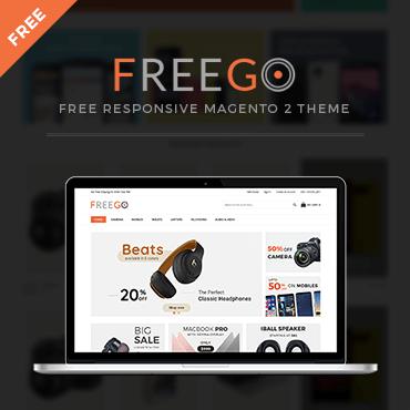 Freego Free Magento 2 Theme Download Magento 2 Responsive Theme