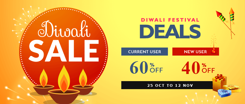 Diwali-Offer-Flat-40-discount-at-Product-Store