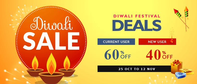 Diwali Offer at Solwin Infotech