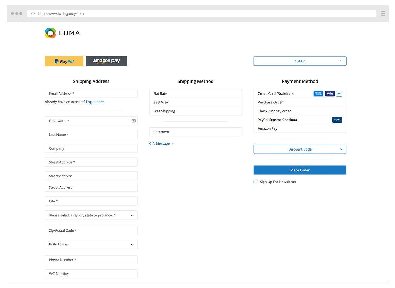 Checkout Suite - Magento 2 extension