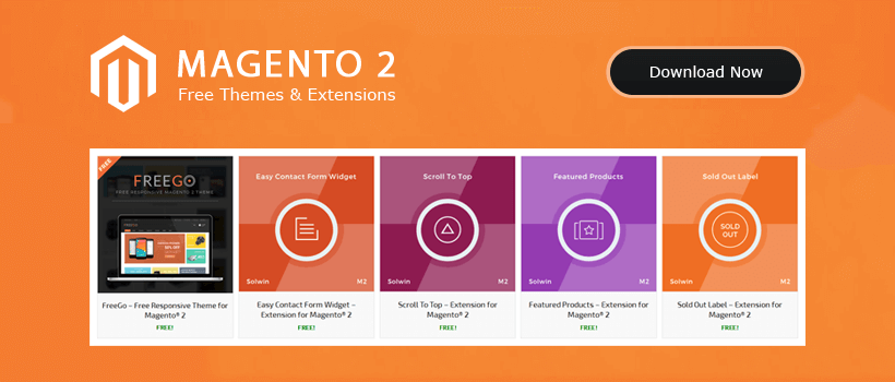Free Magento 2 Tthemes and Extensions