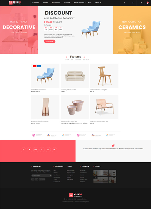 VES KASITOO Ecommerce Theme