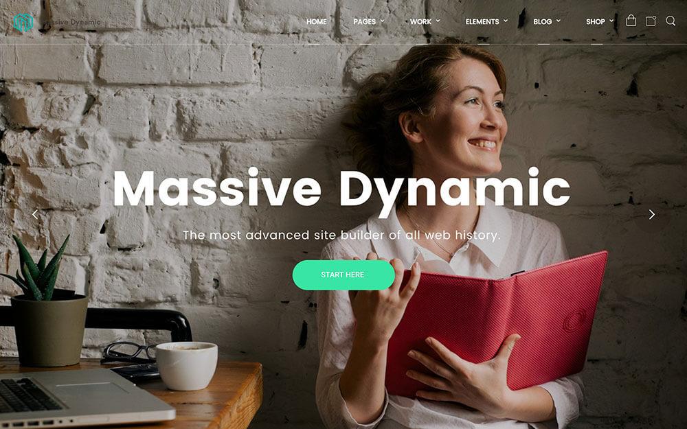 Massive-wordpress-Theme
