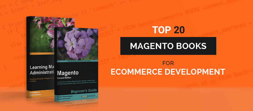 20 Best Magento Books