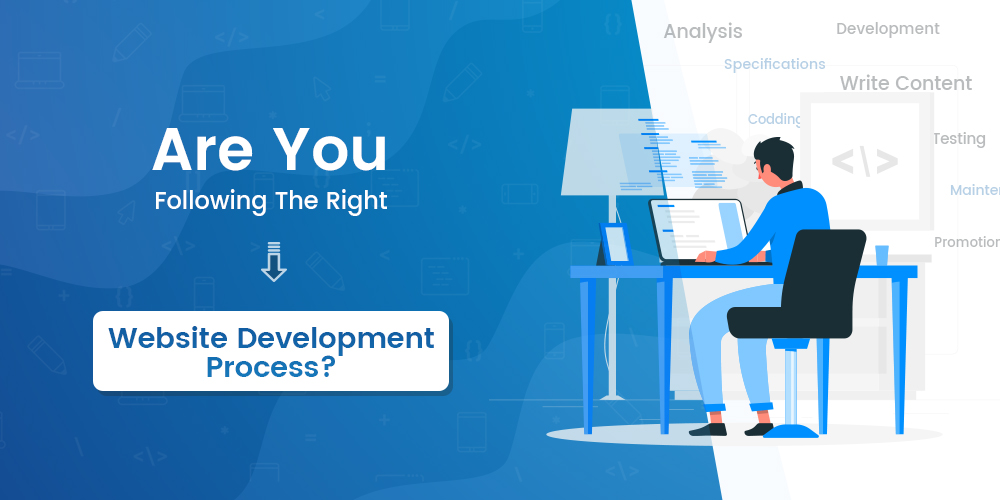 Web Designing And Development Process