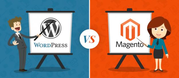 Magento vs. WordPress