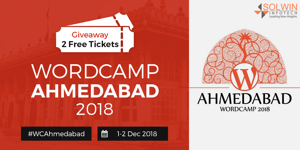 WordCamp Ahmedabad 2018 - Giveaway Contest