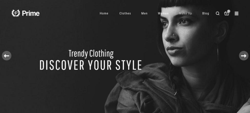Prime Fashion Magento 2 Theme