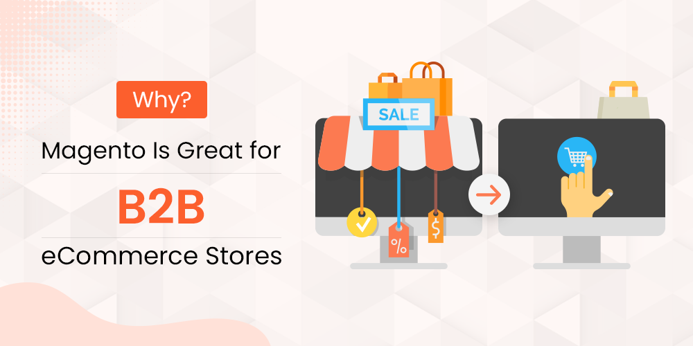 Why Choose Magento for B2B eCommerce Store