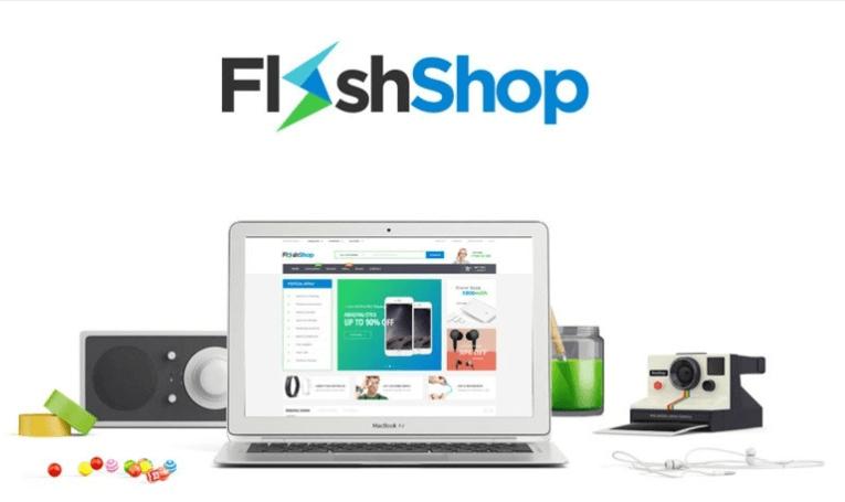 FlashShop Magento 2 Theme
