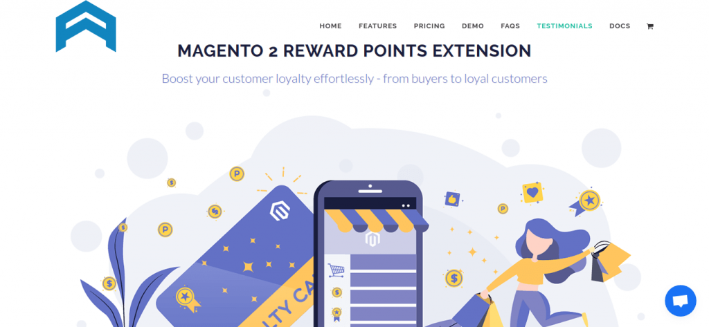 Magento 2 Reward Points Extension
