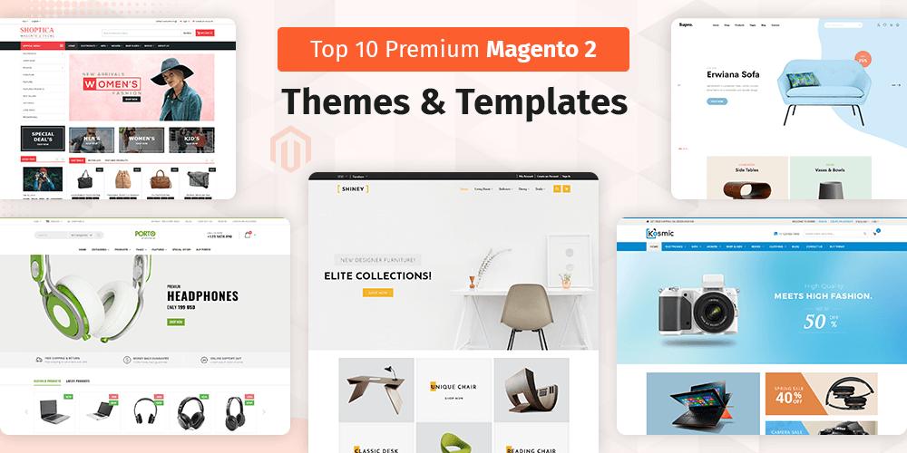 Premium Magento 2.3 Themes - Templates