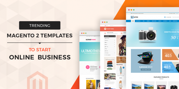 Trending Magento 2 Templates To Start An Online Business