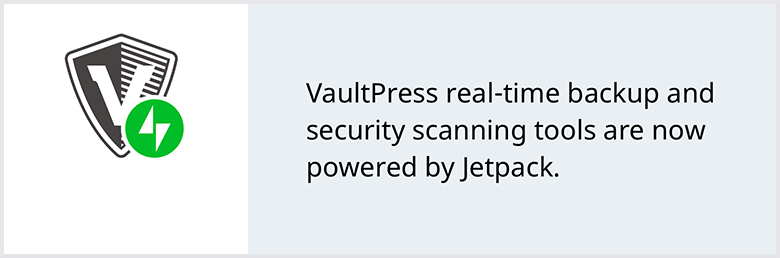 VaultPress WordPress Plugin