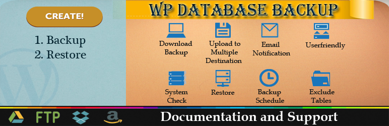 WP Database Backup WordPress Plugin