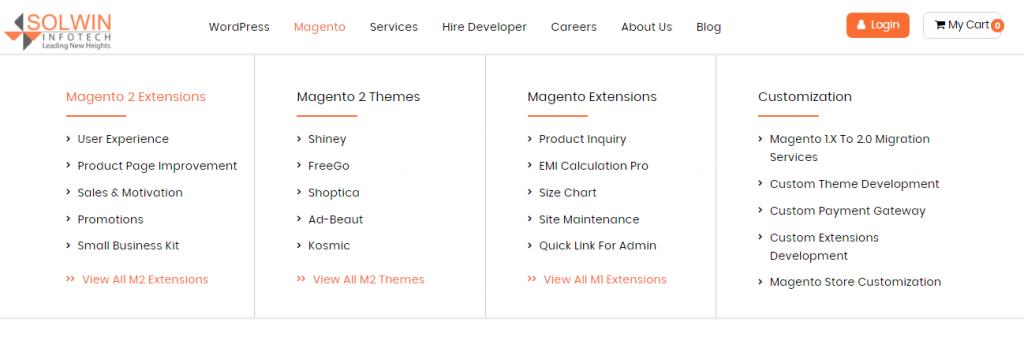 Optimize Various Categories