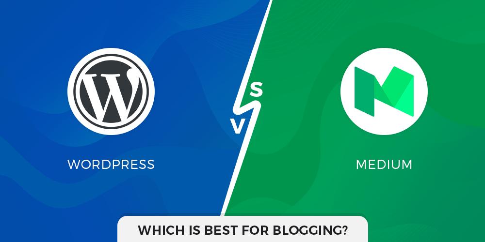 WordPress Vs Medium