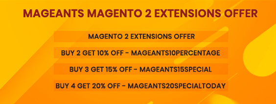 Magento 2 Extensions Offer - Rock Technolabs
