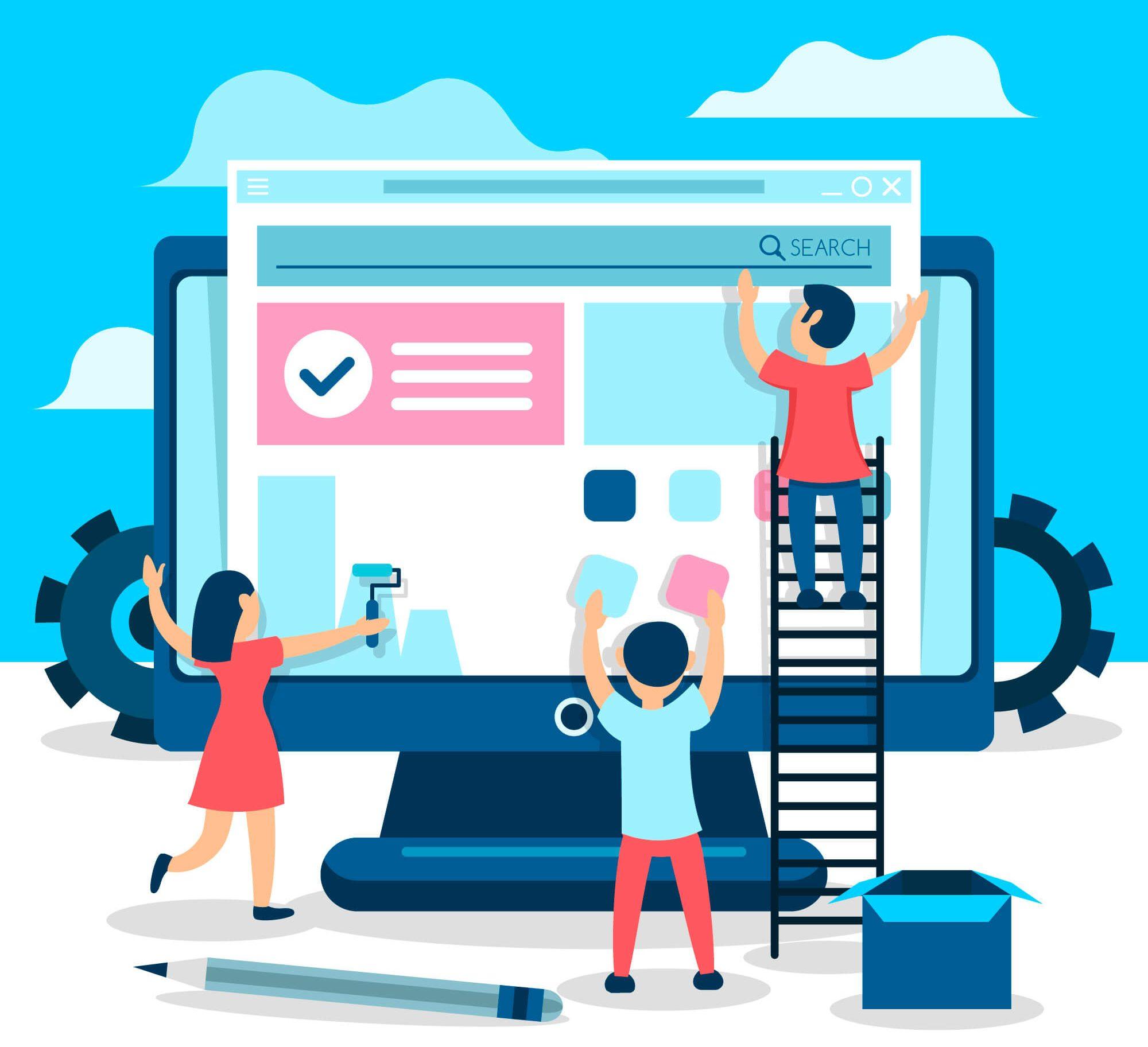 Maintain WordPress Site