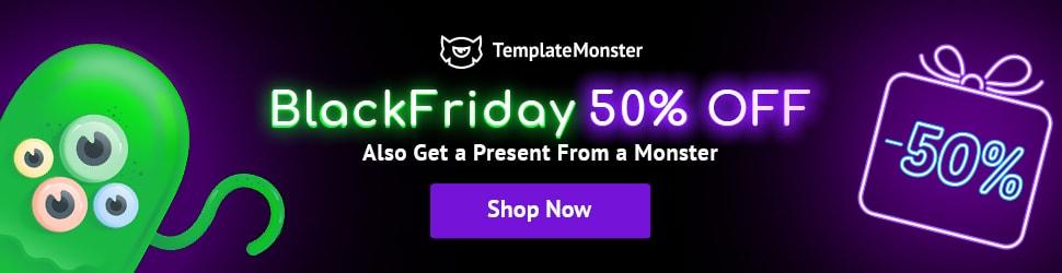 Template Monster - BF Offer