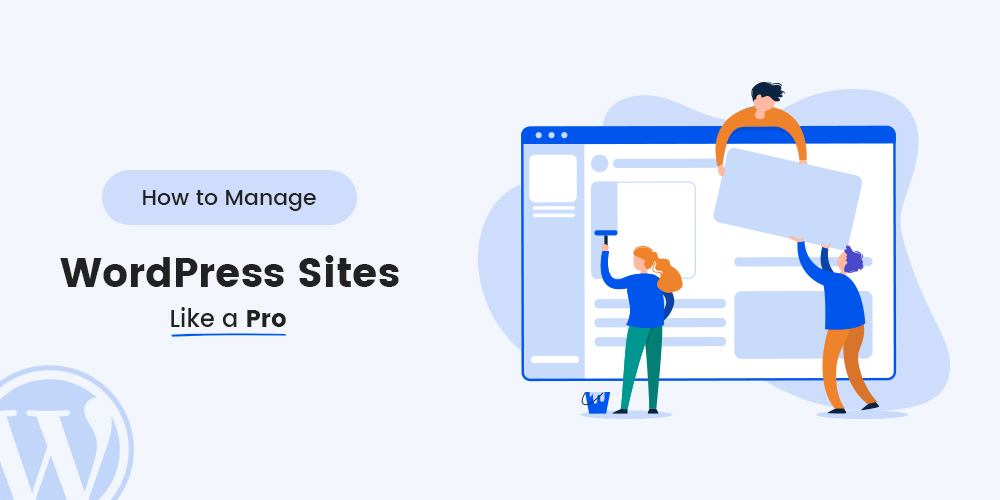 How To Manage WordPress Website