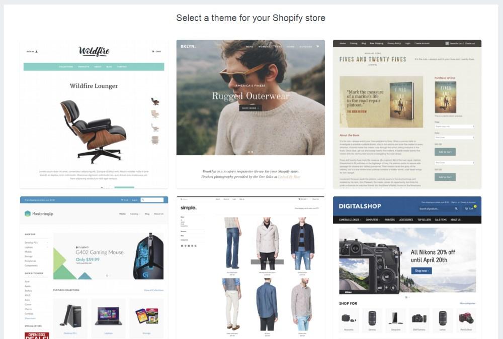 Shophy VS Magento
