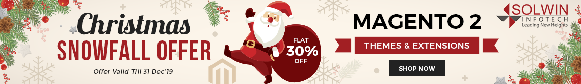 30% discount on all products