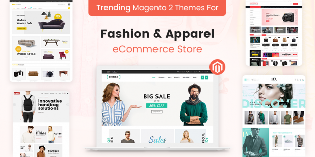 Trending Magento 2 themes for fashion and apparel eCommerce store