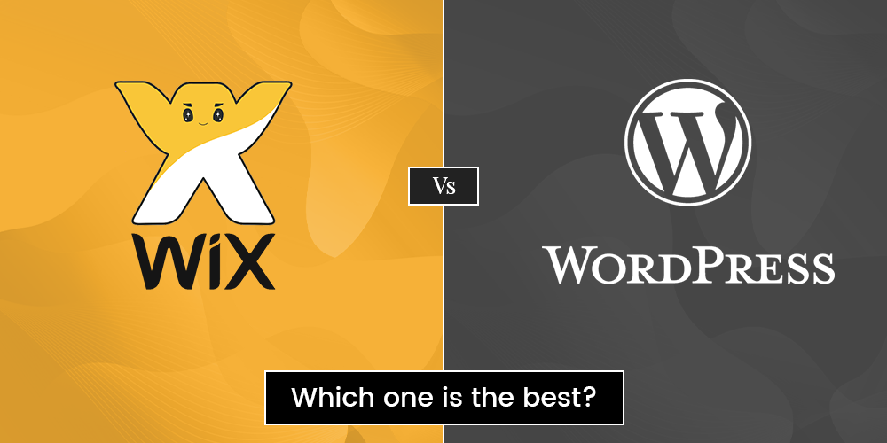 Wix vs WordPress: which one is the best