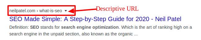 Descriptive_URL