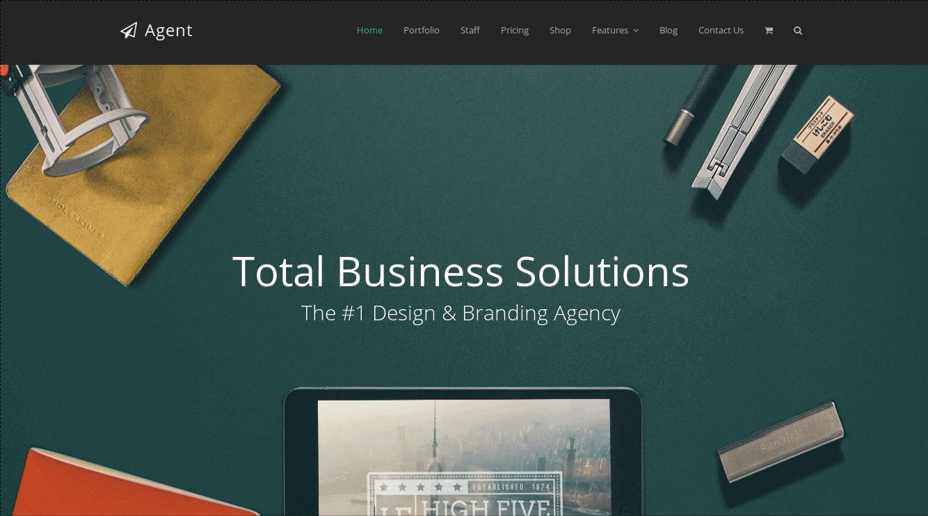 Total WordPress Theme