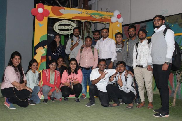 31st December Celebration 2019 - Solwin Infotech