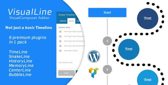 visualline wordpress plugin