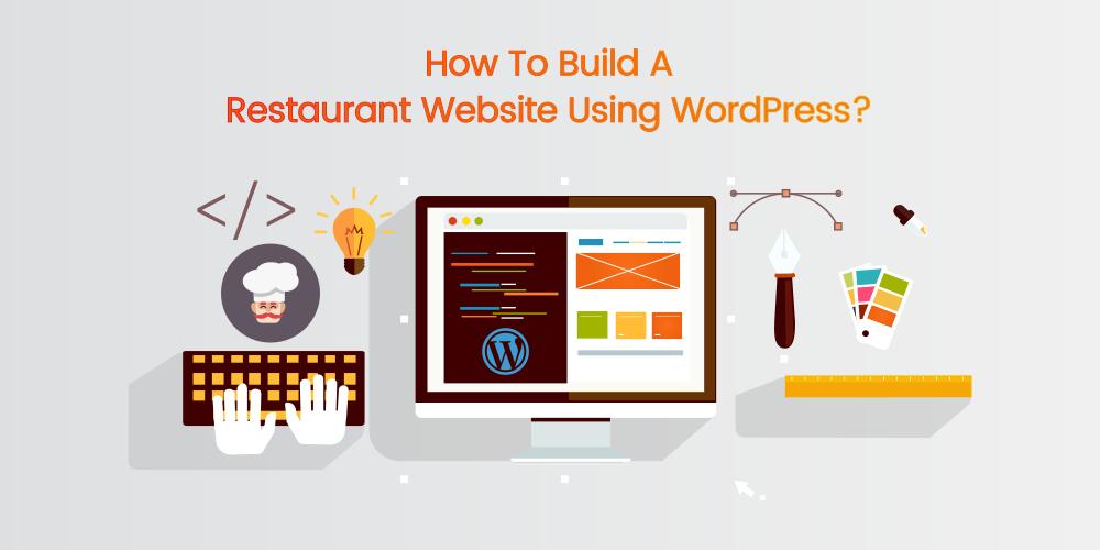 Create WordPress restaurant website