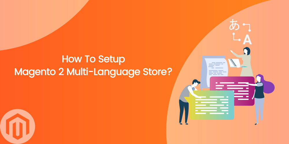 create magento 2 multi language store