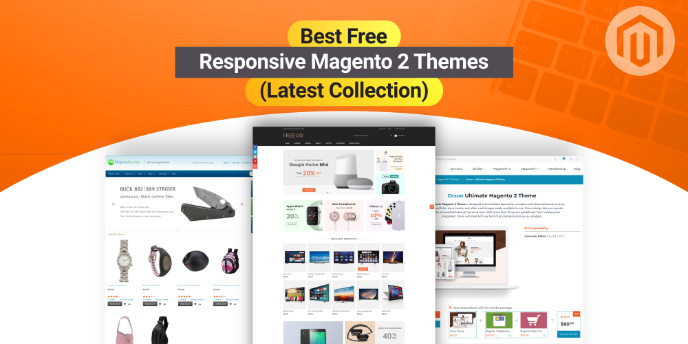free responsive magento 2 themes